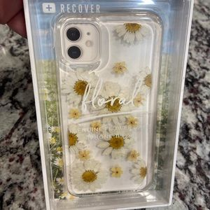 Genuine Daisy Floral IPhone Case